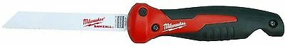Folding Jab Saw 6 In. Hand Tool Compact Tight Spaces Cut Cutting Wood Drywall