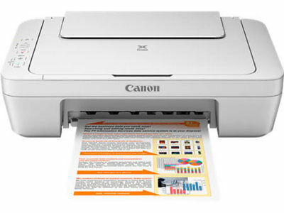 Canon PIXMA MG2560 All-in-One Inkjet Multifunction Printer Photo Scan Copy