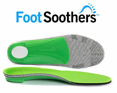 FootSoothers® BeetleArch+ Orthotic Insoles Arch Support Plantar Fasciitis