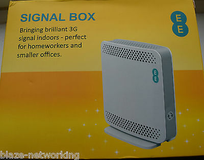 EE T-Mobile/Orange 3G Signal Box ( New & Unregistered) 3G Signal Booster