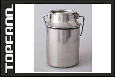 Stainless Steel Milk Can 4,5L