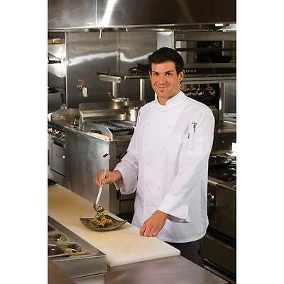 Chef Works Monza Chef Coat Jacket - White - All Sizes