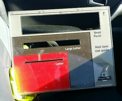 Official Royal Mail 2013 Postal Letter Measuring Tool - Collectable