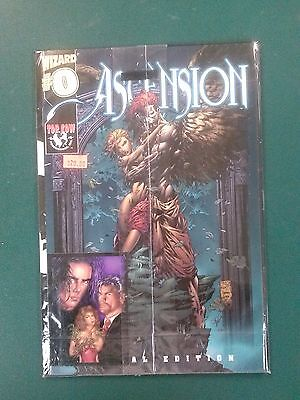 Wizard Magazine - Top Cow - Wizard #0 Ascension Special Edition NEW