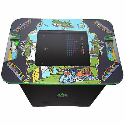 Galaxian Themed Home Arcade Machine | 60 Retro Arcade Games