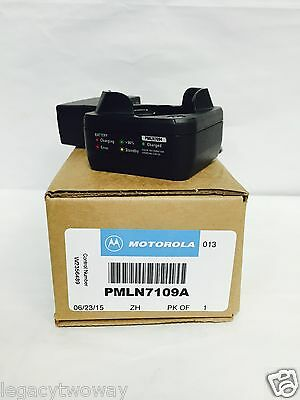 Motorola Rapid Rate Single Unit Charger- MotoTRBO SL300 PMLN7109A