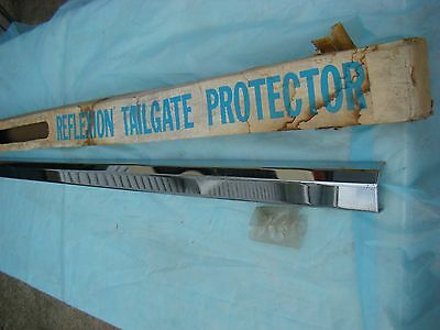 1982 83 84 85 86 87 CHEVY GMC S10 S15 Pickup Tailgate Protector CHROME USA Made
