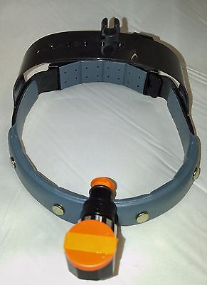 Luxtec GAC-2075-A Fiber Optic Surgical Headlight w/ Case/Cable/Headset