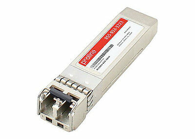 Pulled * 850nm 300m Transceiver 455883-B21 HP BladeSystem 10GBASE-SR SFP