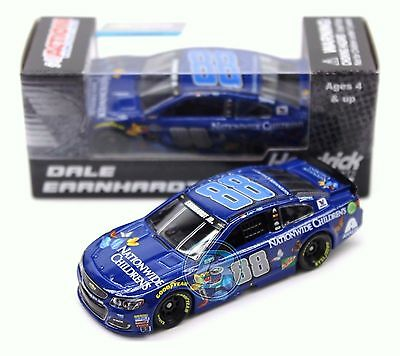Dale Earnhardt Jr 2016 ACTION 1:64 #88 Nationwide Children's Hospital Chevy SS