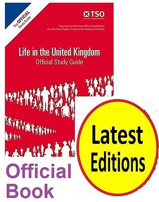 New Life in the UK Citizenship Test The Official Study Guide 2016 /2017 Book std