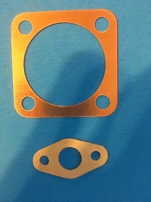 Cylinder Head cover Gasket COPPER .6mm Thick 66cc Motorized Bicycle.Hi Performan
