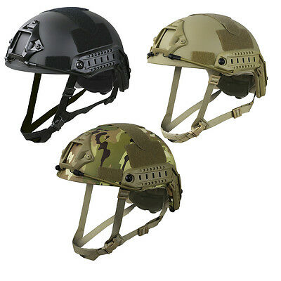 Airsoft Combat Fast Helmet Army Style Tactical Helmet Military Style Kombat