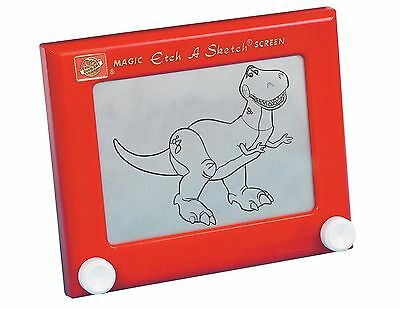 Classic Etch A Sketch Drawing Toy New Free Post