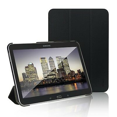 JETech Gold Slim-Fit Smart Case Cover for Samsung Galaxy Tab 4 10.1 (10 Inch)...