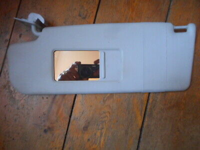 GENUINE Vw Polo 6N2 '99-'01 PASSENGER SIDE SUNVISOR SUN VISOR with Mirror