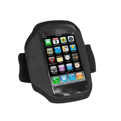 5X(Perfect Mens Gym Running Sports Armband for iPod Touch 3rd Gen & iPhone DM)