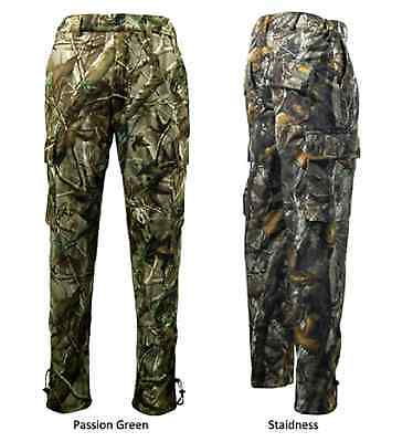 Men's Camouflage Stealth Field Waterproof Trousers. Hunting / Shooting / Fishing