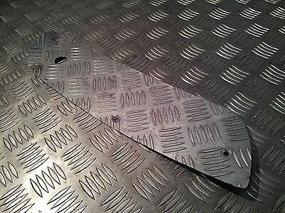 Peugeot Jet Force 50 Foot panel chequer plate