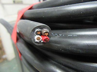 universal molded trailer light plug wiring harness 7 way rv 4 trailer light cable wiring harness 14 4 14 gauge 4 wire 10 ft