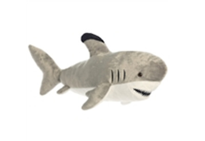 30 Inch Super Flopsie Shark Plush Stuffed Animal by Aurora