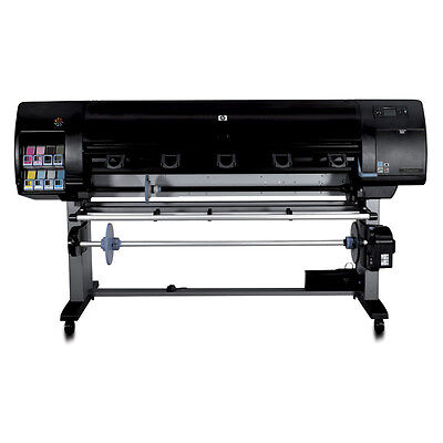 "60"" Hp Designjet Z6100 Non-Postscript, Fully Refurbished Printer / Plotter"