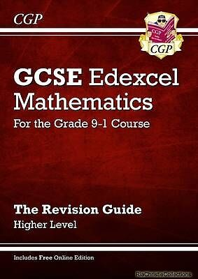 New GCSE Maths Edexcel Revision Guide Higher - for the Grade 9-1course with Onli