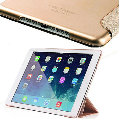Magnetic Slim Sleep Wake Stand Smart Case Cover for iPad 3  Air Mini 2 Precious