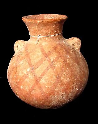 Early Bronze age Amphoriskos Terra cotta  p3679