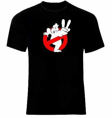 Ghostbusters Funny logo Men Printed T-Shirt  All sizes