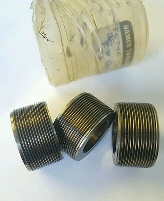 "Fette Rolls Thread Rolling Dies 1/2 Unjf Ah 1/2"" To Suit F2 Fette Head **Offer**"