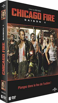 Chicago Fire, Integrale De La Saison 1  Neuf Sous Cello