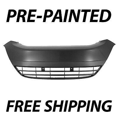 Painted to Match Front Bumper Center Grill Grille for 2010-2014 Honda Insight