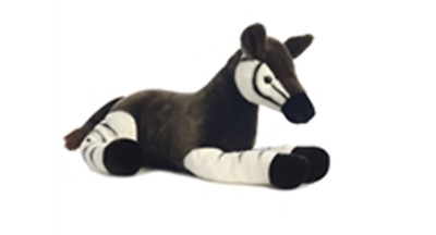26 Inch Super Flopsie Okapi Plush Stuffed Animal by Aurora