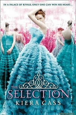 Selection the Selection Book 1 Kiera Cass New Paperback Free UK Post