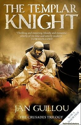 The Templar Knight Jan Guillou Paperback New Book Free UK Delivery