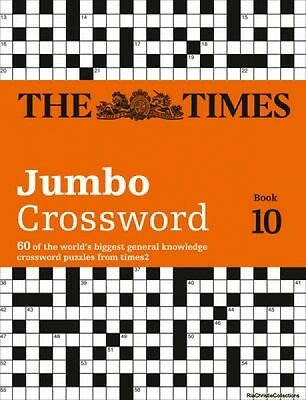 The Times 2 Jumbo Crossword Book 10 The Times Mind Games John Grimshaw Times2 Pa
