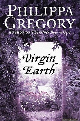 Virgin Earth Philippa Gregory Paperback New Book Free UK Delivery