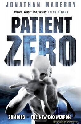 Patient Zero Jonathan Maberry Paperback New Book Free UK Delivery
