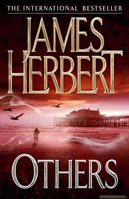 Others James Herbert Paperback New Book Free UK Delivery