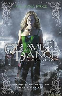 Grave Dance Kalayna Price Paperback New Book Free UK Delivery