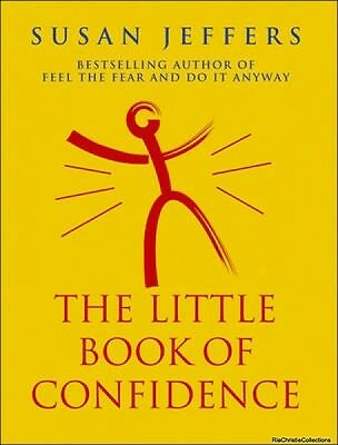 Little Book of Confidence Susan Jeffers New Paperback Free UK Post