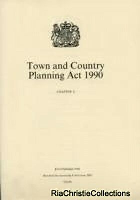 Town and Country Planning Act 1990