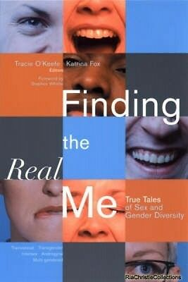 Finding the Real Me T. OKeefe Katrina Fox Paperback New Book Free UK Delivery