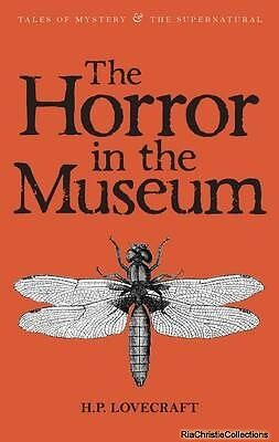 Horror in the Museum H Lovecraft New Paperback Free UK Post