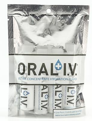 Oral IV Ultra Concentrate Hydration Fluid 4-pack