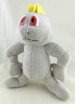 Vintage 1999 Pokemon Plüsch Plush - MACHOLLO / MACHOP 27cm