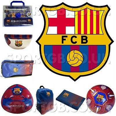 Barcelona Fc - Official Club Merchandise - Souvenirs Barca Football Present Gift