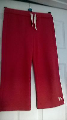 Girls Short Tracksuit Bottoms Age 9 From Mini Boden