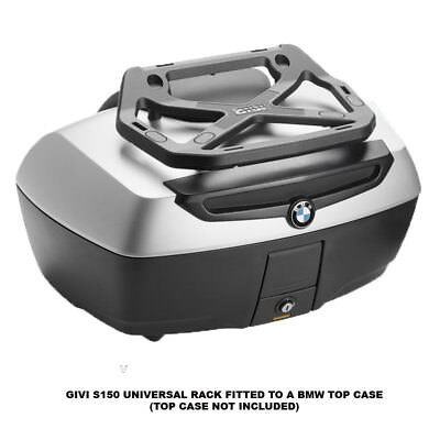 Givi S150 Universal Nylon Rack for Top Case Luggage - Fits BMW Top Box